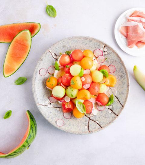 salade d'été recettes