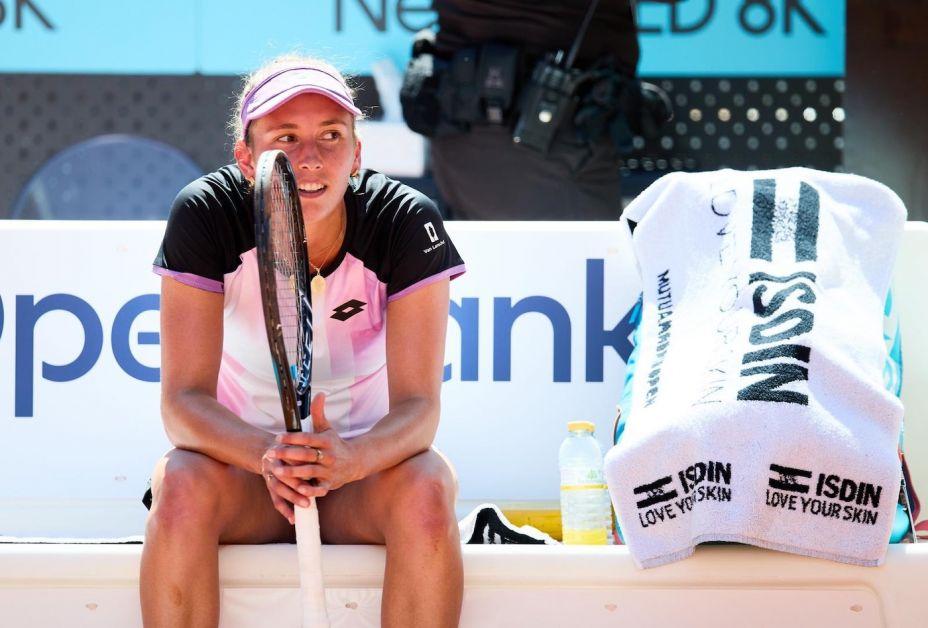 Elise Mertens Open de Madrid
