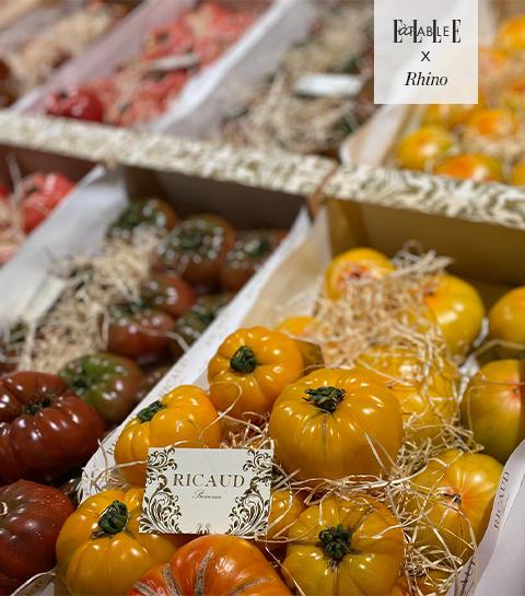 Rhino : l'enseigne de fruits et légumes la plus fraîche de Belgique fête ses 50 ans