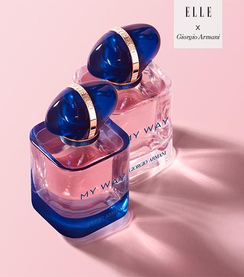 MY WAY INTENSE by Giorgio Armani : Découvrez la nouvelle fragrance