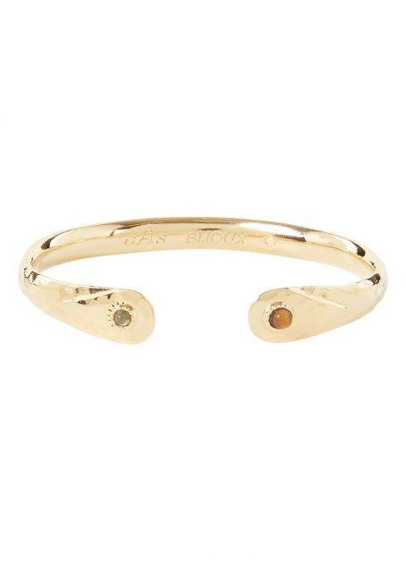 Bracelet plaqué or Gas Bijoux 137,50€