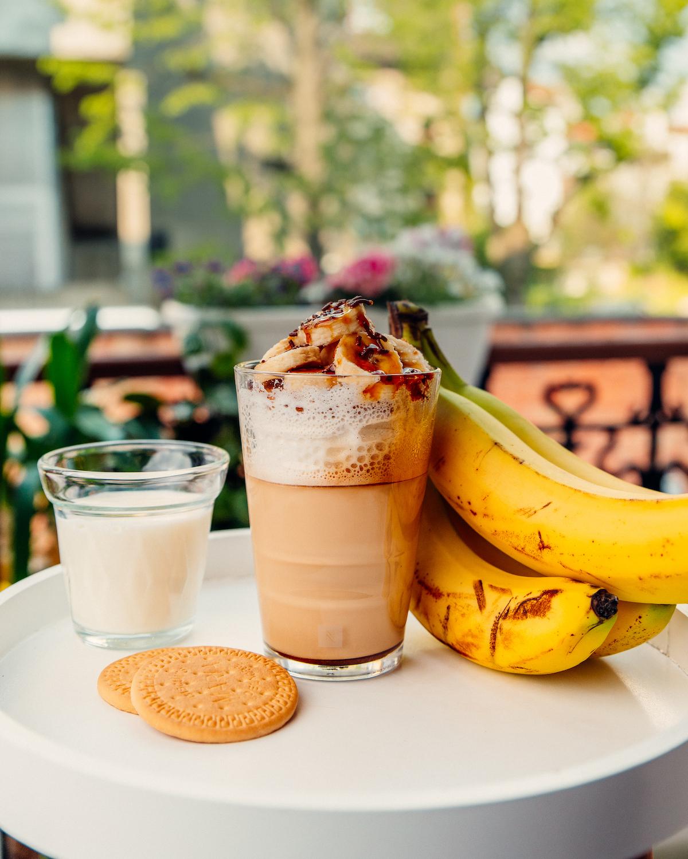 Cafés glacés Banana Split