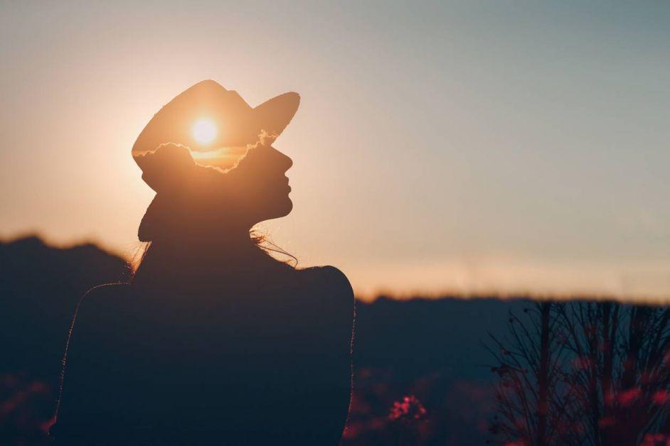 femme soleil spiritualité