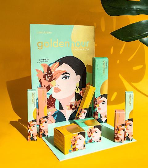 Objet du désir : la collection Golden Hour d'i.am.klean