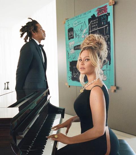 Tiffany & Co lance sa nouvelle campagne ABOUT LOVE avec Beyoncé et Jay-Z