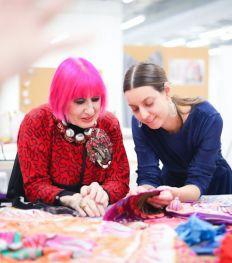 KARISMATISK, la nouvelle collection IKEA en collaboration avec Zandra Rhodes