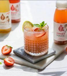 MiniMarie Tea lance une gamme d'ice tea belge 100% naturelle