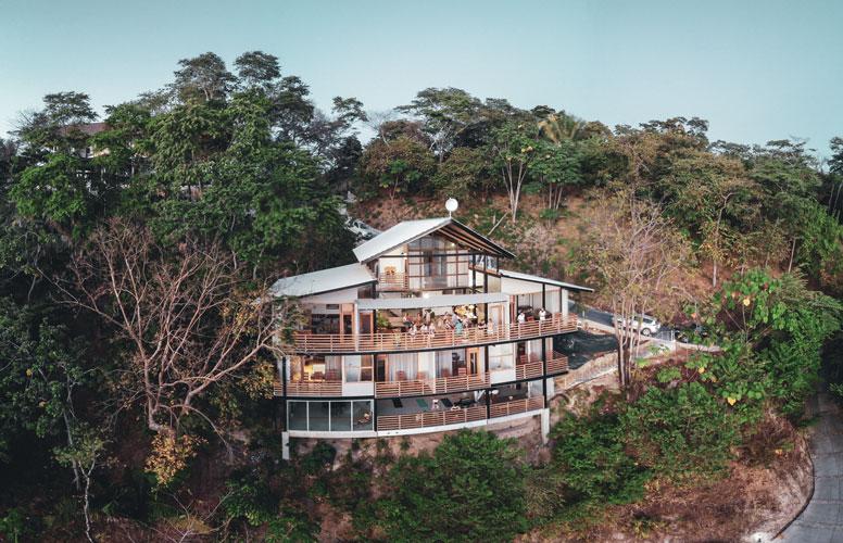 Workation au Costa Rica.
