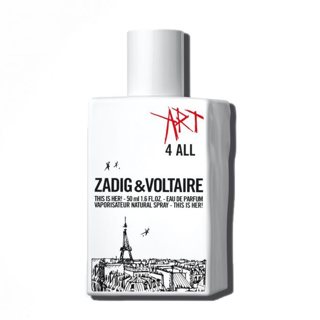 This is Her!, Zadig & Voltaire, €78 pour 50 ml
