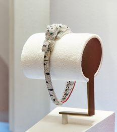 Cartier inaugure l'exposition Panthère avec l'architecte belge JP Demeyer