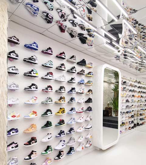 Check Out : la nouvelle boutique pour les fans de sneakers