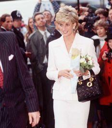 Comment Lady Diana a transformé un sac Dior en accessoire légendaire ?