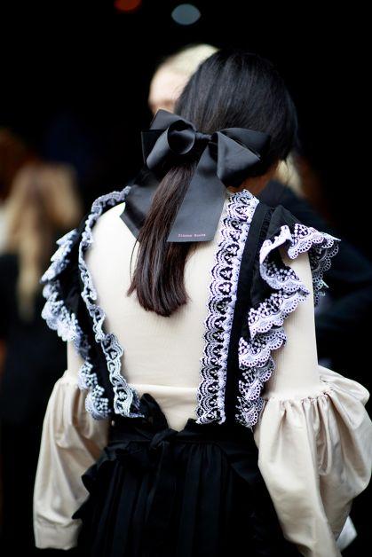 Streetstyle : les plus beaux looks de la Fashion Week de Londres - 1