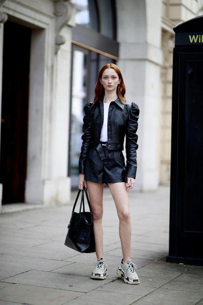 Streetstyle : les plus beaux looks de la Fashion Week de Londres - 4