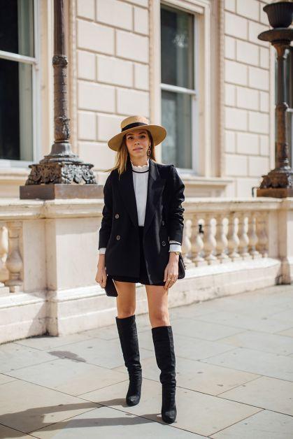 Streetstyle : les plus beaux looks de la Fashion Week de Londres - 6