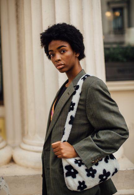 Streetstyle : les plus beaux looks de la Fashion Week de Londres - 7
