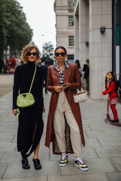 Streetstyle : les plus beaux looks de la Fashion Week de Londres - 11