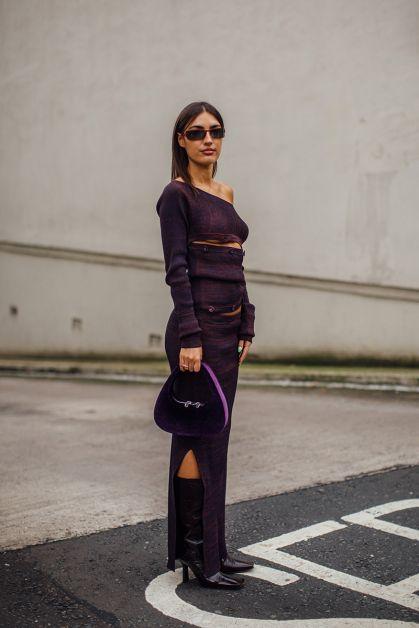 Streetstyle : les plus beaux looks de la Fashion Week de Londres - 12