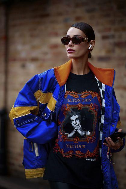 Streetstyle : les plus beaux looks de la Fashion Week de Londres - 16