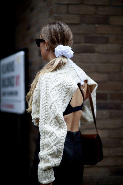 Streetstyle : les plus beaux looks de la Fashion Week de Londres - 20