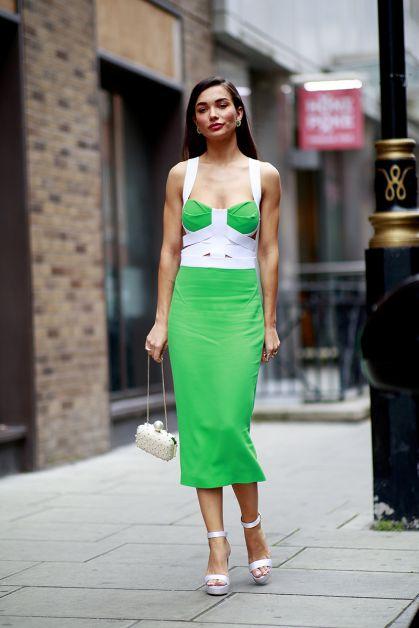 Streetstyle : les plus beaux looks de la Fashion Week de Londres - 23