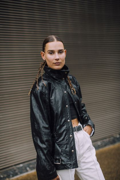 Streetstyle : les plus beaux looks de la Fashion Week de Londres - 28