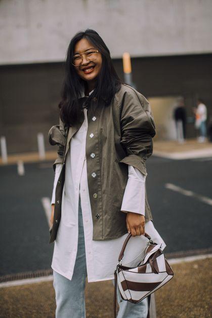 Streetstyle : les plus beaux looks de la Fashion Week de Londres - 29