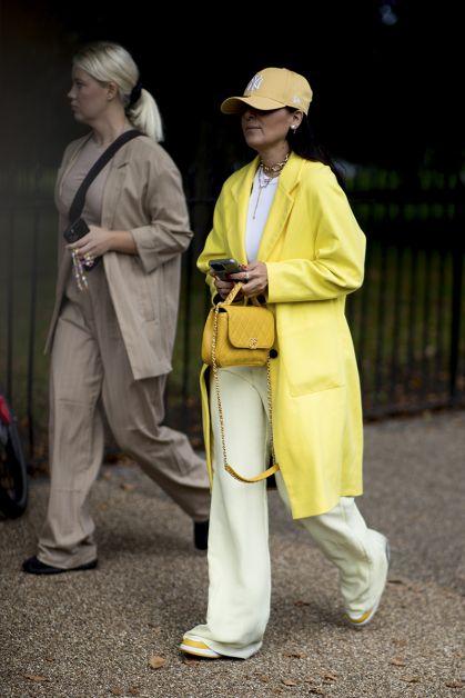Streetstyle : les plus beaux looks de la Fashion Week de Londres - 30