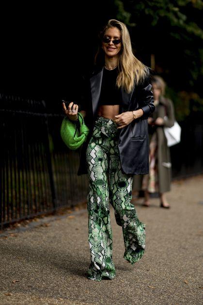 Streetstyle : les plus beaux looks de la Fashion Week de Londres - 31