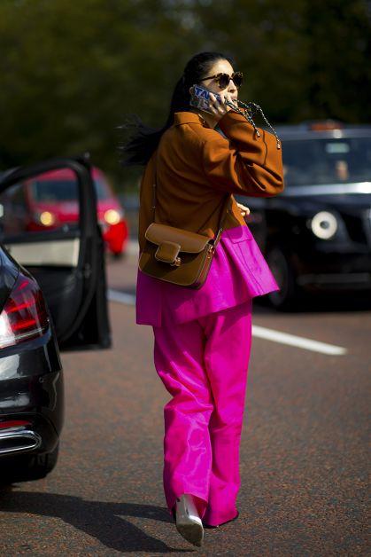 Streetstyle : les plus beaux looks de la Fashion Week de Londres - 32
