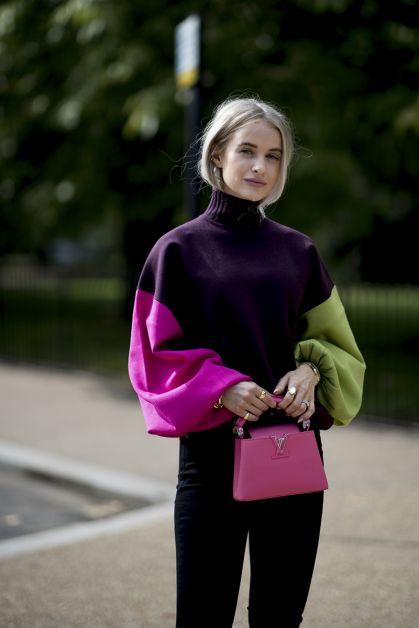 Streetstyle : les plus beaux looks de la Fashion Week de Londres - 33