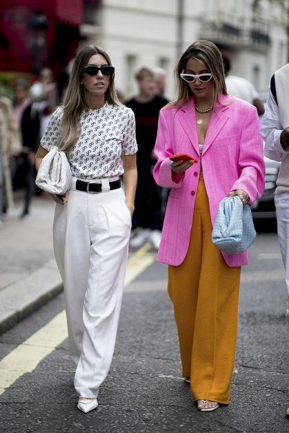 Streetstyle : les plus beaux looks de la Fashion Week de Londres - 35