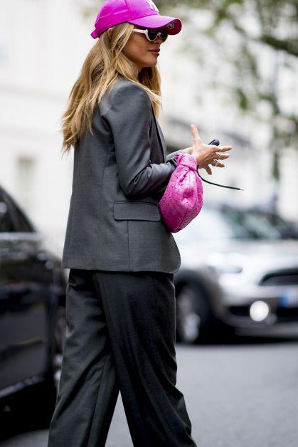 Streetstyle : les plus beaux looks de la Fashion Week de Londres - 37