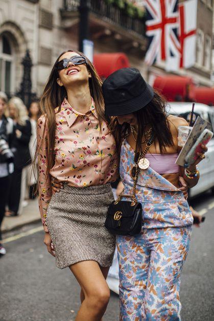 Streetstyle : les plus beaux looks de la Fashion Week de Londres - 38