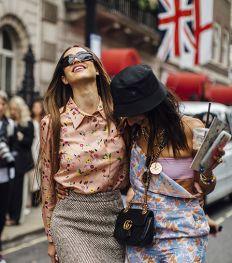 Streetstyle : les plus beaux looks de la Fashion Week de Londres