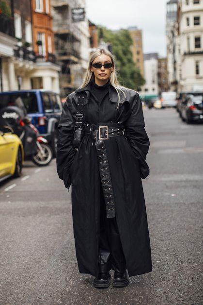 Streetstyle : les plus beaux looks de la Fashion Week de Londres - 40