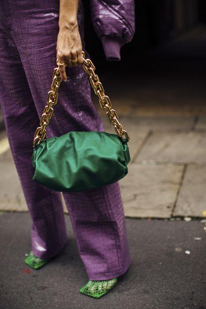 Streetstyle : les plus beaux looks de la Fashion Week de Londres - 41