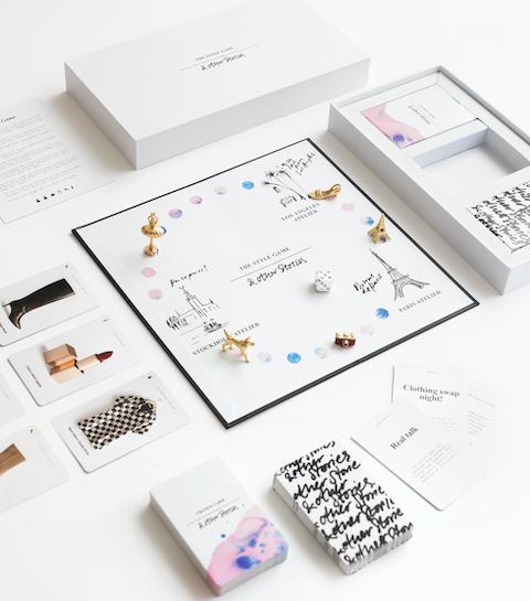 &Other Stories lance un jeu de société pour présenter ses collections d'automne