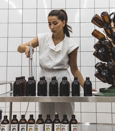 RISH : un nouveau kombucha artisanal et 100% bruxellois