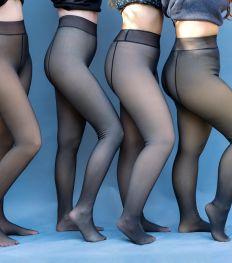 Happy Legs : la marque française de collants polaires tout confort !