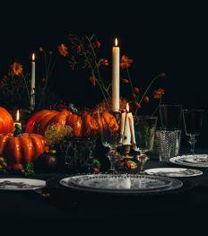 Halloween : 5 idées déco pour une jolie table