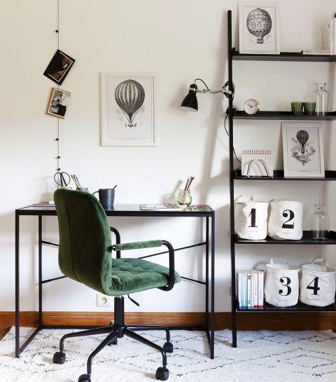 Bon plan : un coin bureau déco et inspirant à prix mini