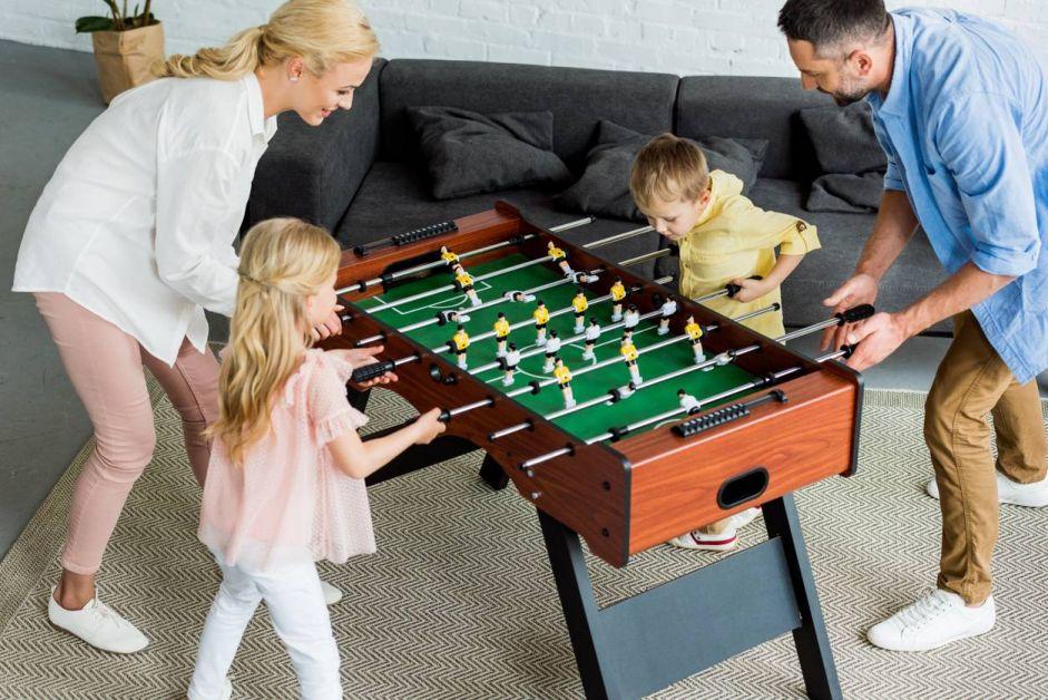 Baby-foot compétition loisir jeu babyfoot