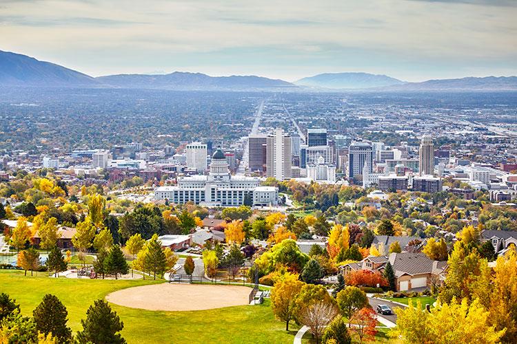 ©Shutterstock - Salt Lake City