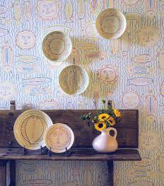 Pierre Frey & Atelier Buffile : la nouvelle collaboration de tissus et papiers peints qui sent bon le Sud