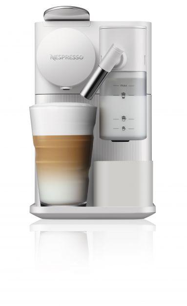 Lattissima_One_OL_White_Delonghi_Front_Latte_Macchiato_2020