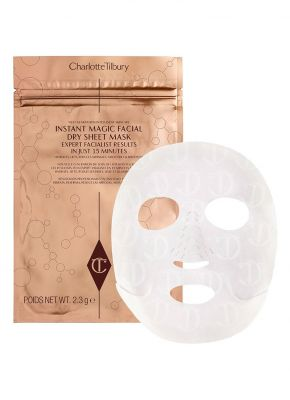 Instant Magic Facial Dry Sheet Mask, Charlotte Tilbury De Bijenkorf