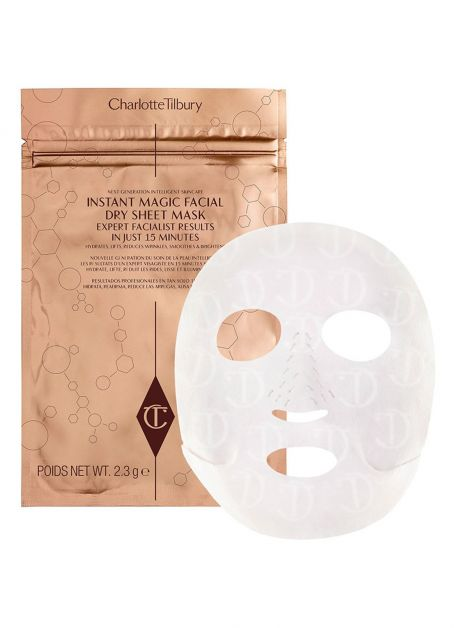 Instant Magic Facial Dry Sheet Mask, Charlotte Tilbury De Bijenkorf