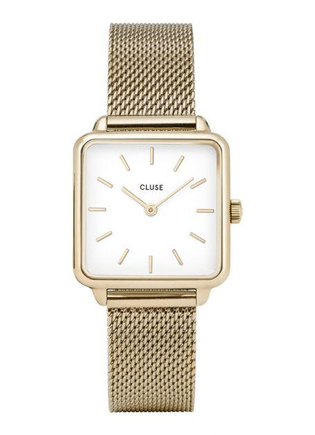 La Tétragone horloge, Cluse De Bijenkorf