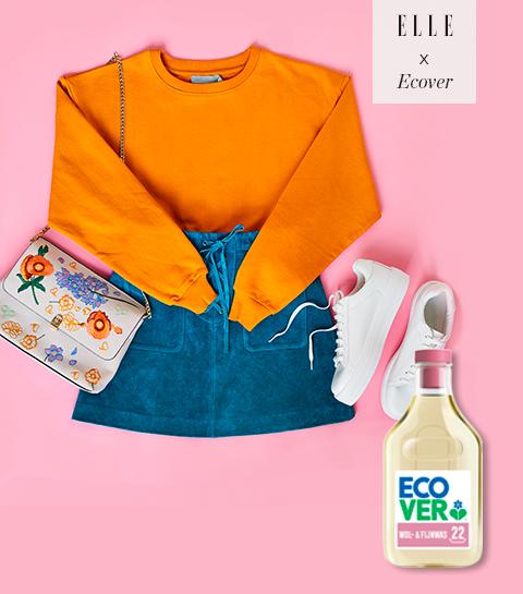 Draag #niksnieuws en win een stylist aan huis & een Ecover waspakket !